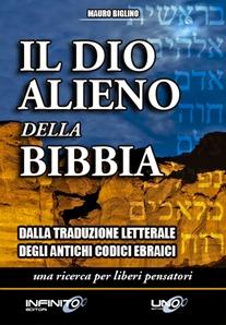 UNO DEI LIBRI DI MAURO BIGLINO SULLA BIBBIA
