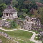 Uno dei siti archeologici messicani