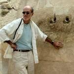 Robert Bauval in Egitto