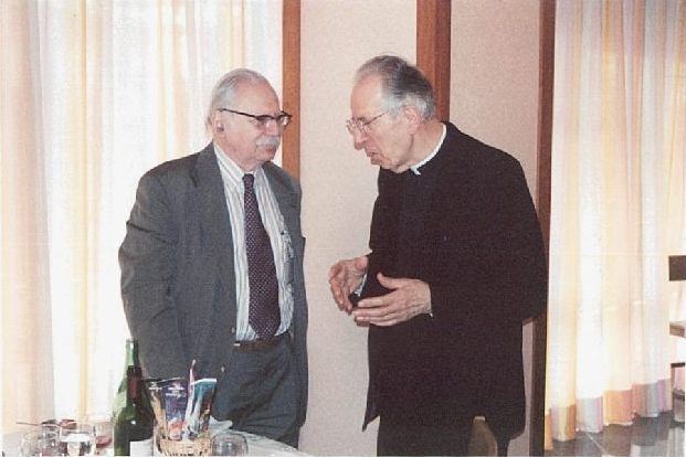 L'incontro in Italia, nel 2000, tra Zecharia Sitchin e Monsignor Corrado Balducci