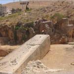 La colossale pietra rimasta incompiuta