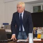 """Biagio Russo, autore del libro """"Schiavi degli Dei"""""""