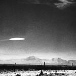Un presunto Ufo avvistato in New Mexico