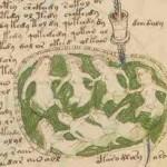 """Una pagina del misterioso """"Codice Voynich"""""""
