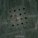 Un altro, misterioso sito fotografato dai satelliti in Cina