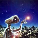 L'alieno per eccellenza: l'indimenticabile E.T.!
