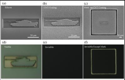IL MICROSCOPICO CARROARMATO IN 3D SPARISCE GRAZIE AI NANOTUBI DI CARBONIO