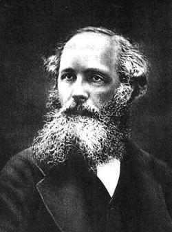 James Clerk Maxwell (1831-1879), il padre della moderna teoria dell'elettromagnetismo