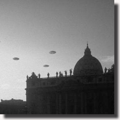 UFO IN VATICANO. E SE SUCCEDESSE DAVVERO?