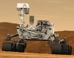 IL ROVER DELLA NASA, CURIOSITY