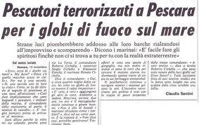1978, L'ANNO PIÙ CALDO PER L'UFOLOGIA ITALIANA