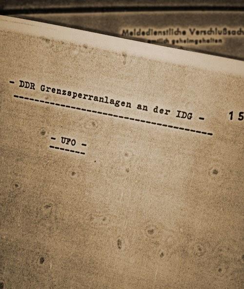 IL DOSSIER SUGLI UFO TEDESCHI CONSERVATO DAL BUNDESARCHIV, NELLE FOTO DIFFUSE DA GRE-WI.DE