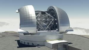 IL FUTURO SUPER-TELESCOPIO OTTICO DELL'ESO