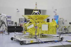 LA SONDA DELLA NASA NEW HORIZONS
