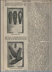 UN ARTICOLO SULLA VICENDA PUBBLICATO NEL 1865