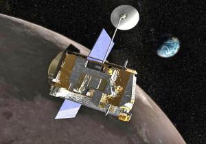 LA SONDA DELLA NASA LUNAR RECONNAISSANCE  ORBITER