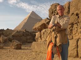 LO SCRITTORE BELGA ROBERT BAUVAL IN EGITTO