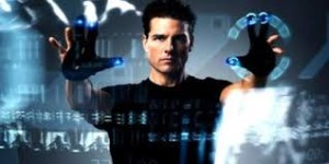 "TOM CRUISE NEL FILM ""MINORITY REPORT"""