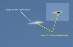 ANALISI DI UN UFO APPARSO IN CILE