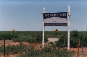 """IL SITO DELL'""""UFO CRASH"""" DI ROSWELL"""