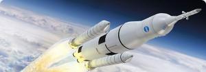 L'AEROJET ROCKETDYNE PRODUCE MOTORI A RAZZO PER LA NASA
