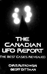 L'ANNUARIO DEGLI AVVISTAMENTI UFO IN CANADA