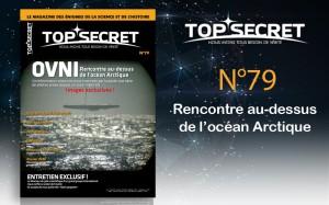 """LA RIVISTA FRANCESE """"TOP SECRET"""""""