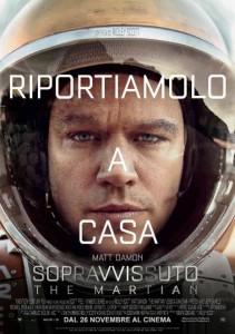 LA LOCANDINA DEL FILM IN ITALIANO