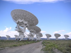 IL VERY LARGE ARRAY IN NEW MEXICO