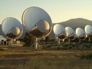 I RADIOTELESCOPI DEL SETI