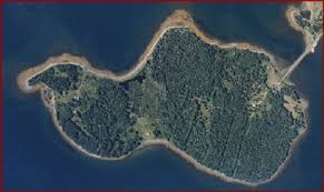 L'ISOLETTA CANADESE DI OAK ISLAND, NELLA NOVA SCOTIA