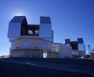 IL TELESCOPIO MAGELLANO, IN CILE