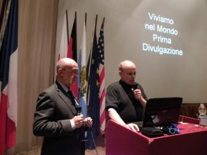 STEPHEN BASSETT DURANTE IL SIMPOSIO DEL CUN A SAN MARINO