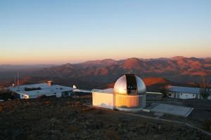 IL TELESCOPIO DELL'ESO IN CILE