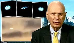 HELLYER HA FATTO MOLTE RIVELAZIONI SUGLI UFO.