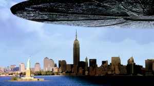 "L'INVASIONE ALIENA DI ""INDEPENDENCE DAY"""