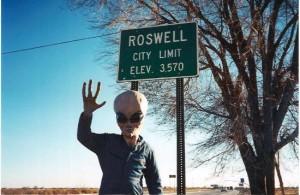 ROSWELL CELEBRA IL 70ESIMO ANNIVERSARIO DEL CRASH
