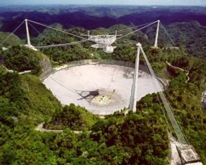 IL RADIOTELESCOPIO DI PORTO RICO