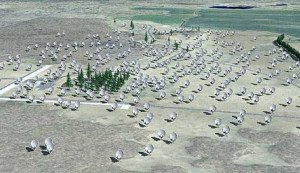 L'ALLEN TELESCOPE ARRAY DEL SETI