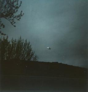 UN UFO FOTOGRAFATO IN AUSTRALIA