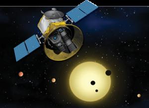 IL SATELLITE DELLA NASA TESS ANDRA' A CACCIA DI PIANETI EXTRASOLARI