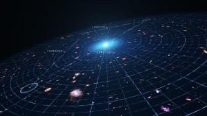 L'ENERGIA OSCURA FA ESPANDERE L'UNIVERSO