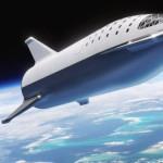 IL FUTURO BIG FALCON SPACESHIP