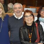 ALBERTO NEGRI, SABRINA PIERAGOSTINI E SYUSY BLADY