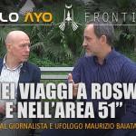"""MAURIZIO BAIATA E PABLO AYO, SUL CANALE YOUTUBE """"FRONTIERE"""""""
