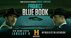 LA SERIE TV PROJECT BLUE BOOK