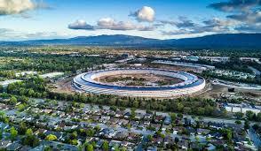 La Silicon Valley è in California
