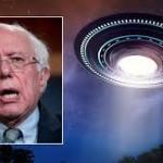 bernie ufo
