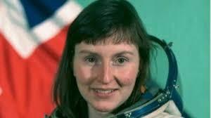 Helen Sharman COSMONAUTA NEL 1991