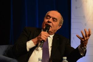 L'EX DIRETTORE DEI SERVIZI SEGRETI FRANCESI, Alain Juillet